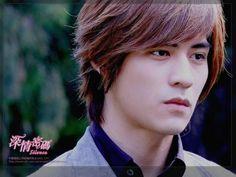 Vic Zhou [F4] Asian Celebrities, Asian Actors, Celebs, F4 Members, Vic Chou, Jerry Yan, Chinese Man, Meteor Garden, Asian Hotties