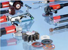 Lijadoras y pulidoras eléctricas especiales SUHNER Abrasive