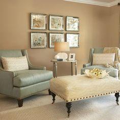 Living room BM Sherwod Tan 1054