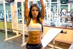 Video: Andreia Brazier Contest Prep Training | Cut and Jacked