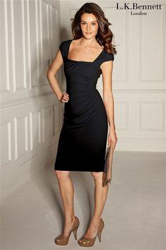 L.K. Bennett Tailored Tina Dress