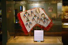 Lakota horse mask placed on display at Wyoming State Museum