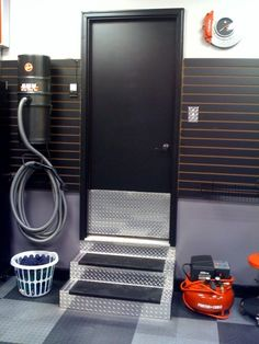 Our functional, and organized garage....FINALLY :)