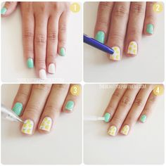 29 AWESOME DIY NAIL TUTORIALS YOU NEED TO TRY THIS SPRING