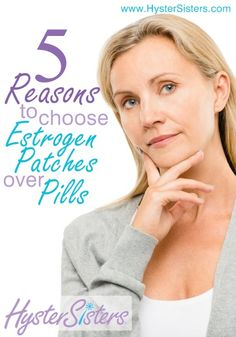 5 Reasons to Choose Estrogen Patches over Pills – Alas Menopause Mtf Hormones, Transgender Hormones, Transgender Mtf, Endometriosis Diagnosis, Hormone Imbalance Symptoms, Menopause Symptoms, Menopause Signs, Bioidentical Hormones, Menopause