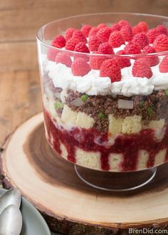 Friends Thanksgiving Trifle Recipe from Bren Did