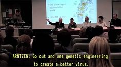Ebola vaccine pioneer joked about use of genetically engineered virus to cull human population