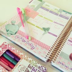 Last week in My Erin Condren Lifeplanner, Twitter*youtube*instagram: @MarinRoj www.all-my-pretty-things.com