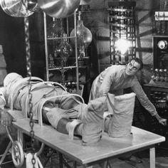 Frankenstein - Whale (1931)