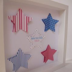 Personalised Boy's 3D Framed Picture by LittleLoveliesCraft
