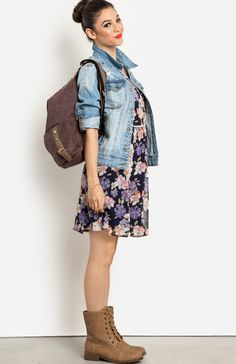 Check out Back to School Blues at DailyLook