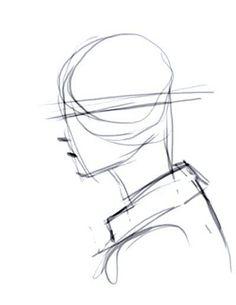 como-dibujar-un-rostro-de-perfil