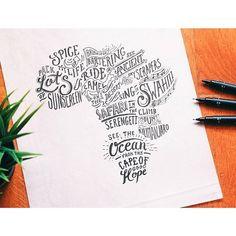 By @nevesman #handmadefont #lettering #letters #font #design #typedesign #typographyinspired #thedailytype #fonts #inspiration #art #welovetype #typelove #ilovetypography #customtype #handtype #goodtype #illustration #artdigital #handwritten #handtype #calligraphy #typelove #goodtype #welovetype #customtype #poster #art #visual