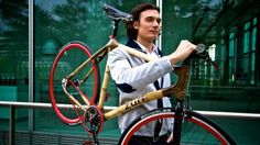 Zuri handmade bamboo bicycles recently took home a major award in Europe.