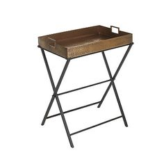 Parker Tray Table. Company Store. Or in Bdrm.