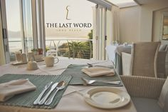 Good morning...your elegantly laid breakfast table awaits before a stunning beach view, fresh sea air and the possibility of another wonderful day on holiday. Did you know that your lavish, continental buffet breakfast is included in your nightly room rate?