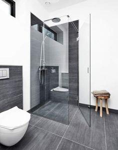 35 Ideas For Bathroom Shower Screen Wet Rooms Bathroom Shower Doors, Bathroom Renos, Glass Shower, Bathroom Interior, Master Bathroom, Serene Bathroom, Dyi Bathroom, Bathroom Renovations, Modern Bathroom Design