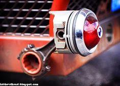 Hot Rod e Kustom: Ford T-Bucket Rat Rod.