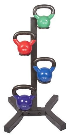 Why so expensive? These are perfect! j/fit Kettlebell Rack with Set of 4 Kettlebells by JFIT, http://www.amazon.com/dp/B004X977EQ/ref=cm_sw_r_pi_dp_l9Wosb0RVHKQQ