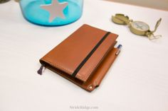 Moleskine leather jo