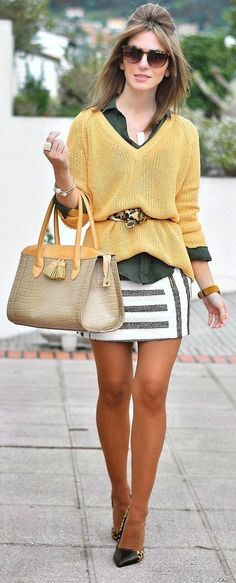 Outfit Casual Chic Street style