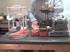 How to use the Welles Press to extract more Juice from Pulp out of the Samson 9006