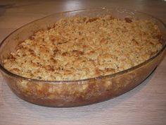 Glutenfrie fristelser: Æblekage med smulderdej (supergod), glutenfri