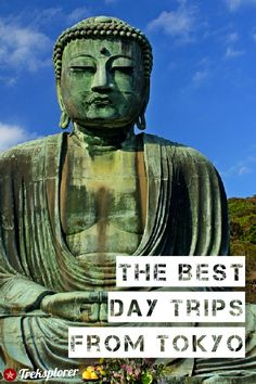 Got a couple extra days in Tokyo? Don't miss out on seeing more of Japan by taking one some of the best day trips from Tokyo! Japan Travel Guide, Asia Travel, Solo Travel, Travel Guides, Day Trips From Tokyo, Japan Guide, To Go, One Day Trip, Costa Rica Travel