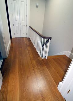 two style of white oak flooring quarter and rift sawn oak and plainsawn oak