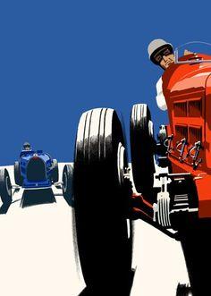 Alfa Romeo Art - 1931 Italian Grand Prix - Autodromo di…  #2017 #supercar
