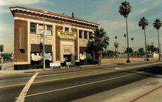 """NoHo, North Hollywood, CA 1996 """"The Federal"""" Building."""