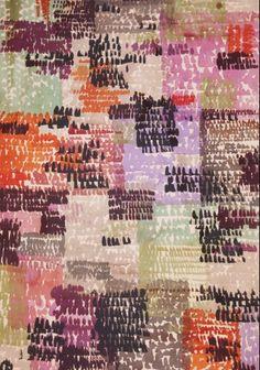 layered textures : Luli Sanchez