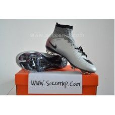 edae48ee785 Nike Mercurial Superfly nike white and black soccer cleat