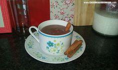 Receita de chocolate quente cremoso   O melhor chocolate quente do mundo! - Casinha Arrumada