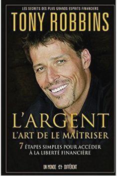 Inscription Aimant A Argent Tony Robbins, Leadership, Reading Habits, Robert Kiyosaki, Personal Finance, Books To Read, Budgeting, Ebooks, Management