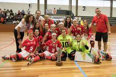 SL Benfica vence Supertaça Feminina de Hóquei em Patins