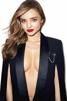 Miranda Kerr Poses Topless for Harper's Bazaar [NSFW]