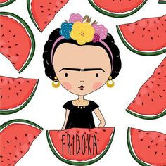 Frida Kahlo Portraits, Parent Tattoos, Feminist Art, Craft Projects For Kids, Diy Frame, Decorating Blogs, Planner Stickers, Wall Tapestry, Art Quotes
