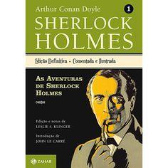 Indicação de Bárbara Magnus (nov. 2015)  Sherlock Holmes, ainda hoje, é um dos mais atraentes personagens dos romances policiais. Carismático e astuto, fez, do método científico e da lógica dedutiva, suas melhores armas. Sua habilidade para desvendar crimes aparentemente insolúveis até mesmo para a Scotland Yard transformou seu nome em sinônimo de detetive. http://www.skoob.com.br/historias-de-sherlock-holmes-56430ed215694.html