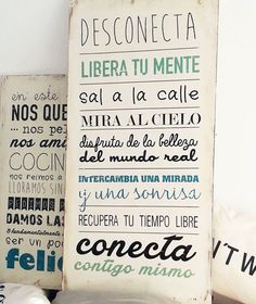 Tabla DESCONECTA - DiasDeFeria