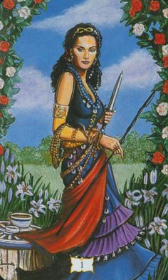 Card of the Day – The Magician – Monday, August 15, 2016 « Tarot by Cecelia