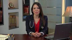 En este anuncio de servicio público de la American Academy of Pedistrics, la Dra. Edith Bracho Sánchez ofrece un mensaje importante sobre cómo ayudar a un bebé a conciliar el sueño. American, Tips, Public Service Announcement, Kids Health, Night, Counseling