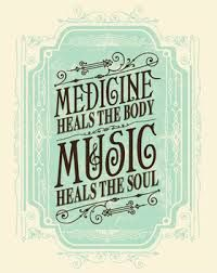 Medicine heals the body, music heals the soul. Design by Justin Helton of Status Serigraph Quotes To Live By, Me Quotes, Change Quotes, Attitude Quotes, Good Music Quotes, Singing Quotes, Quotes About Music, Music Quotes Life, Music Sayings