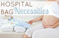 pregnancy hospital bag, bag necess, birth hospital bag, hospital packing list for baby, hospit bag, hospital bag list, hospital bag for mom, baby bags, small bags