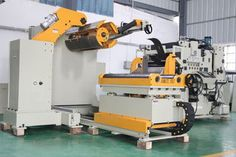China 20m/min Feeding Speed Uncoiler Machine ,  Pressing  Arm Automatic Straightening Machine supplier #industrialdesign #industrialmachinery #sheetmetalworkers #precisionmetalworking #sheetmetalstamping #mechanicalengineer #engineeringindustries #electricandelectronics