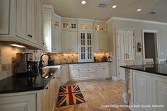 Dog River Kitchen Remodel, Theodore, Alabama - traditional - kitchen - other metro - Coast Design Kitchen & Bath