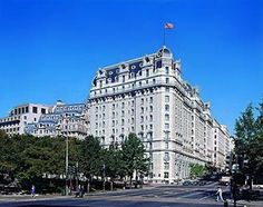 There is a grand hotel in downtown Washington, D. C. that has been frequented by some very famous guests including Abraham Lincoln, Emily Dickinson, Mark Twain, General John J. Pershing, Walt Whitman, Harry Houdini, and Charles Dickens.  However, a former President of the United States frequented the hotel on a daily basis and some believe he can still be seen there.  Read the full story>>
