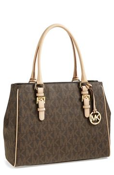 MICHAEL Michael Kors 'Medium Jet Set' Work Tote available at #Nordstrom