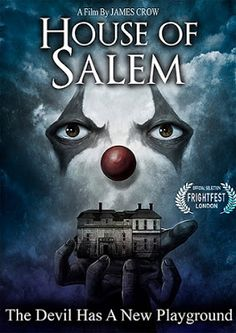 TERROR EN EL CINE. : HOUSE OF SALEM. (TRAILER 2017)
