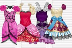 ever after high costumes | Freebies! Ever After High Dress